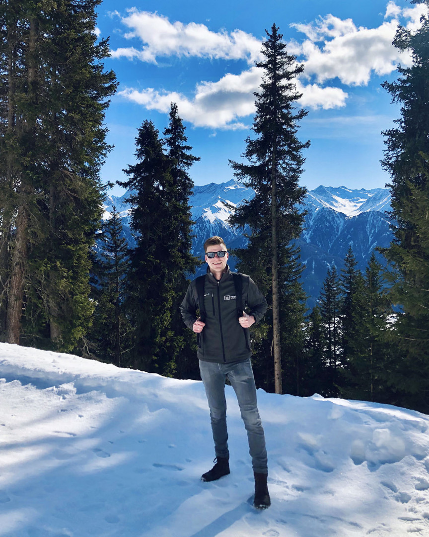 Serfaus Fiss Ladis in Austria | Jens goes global