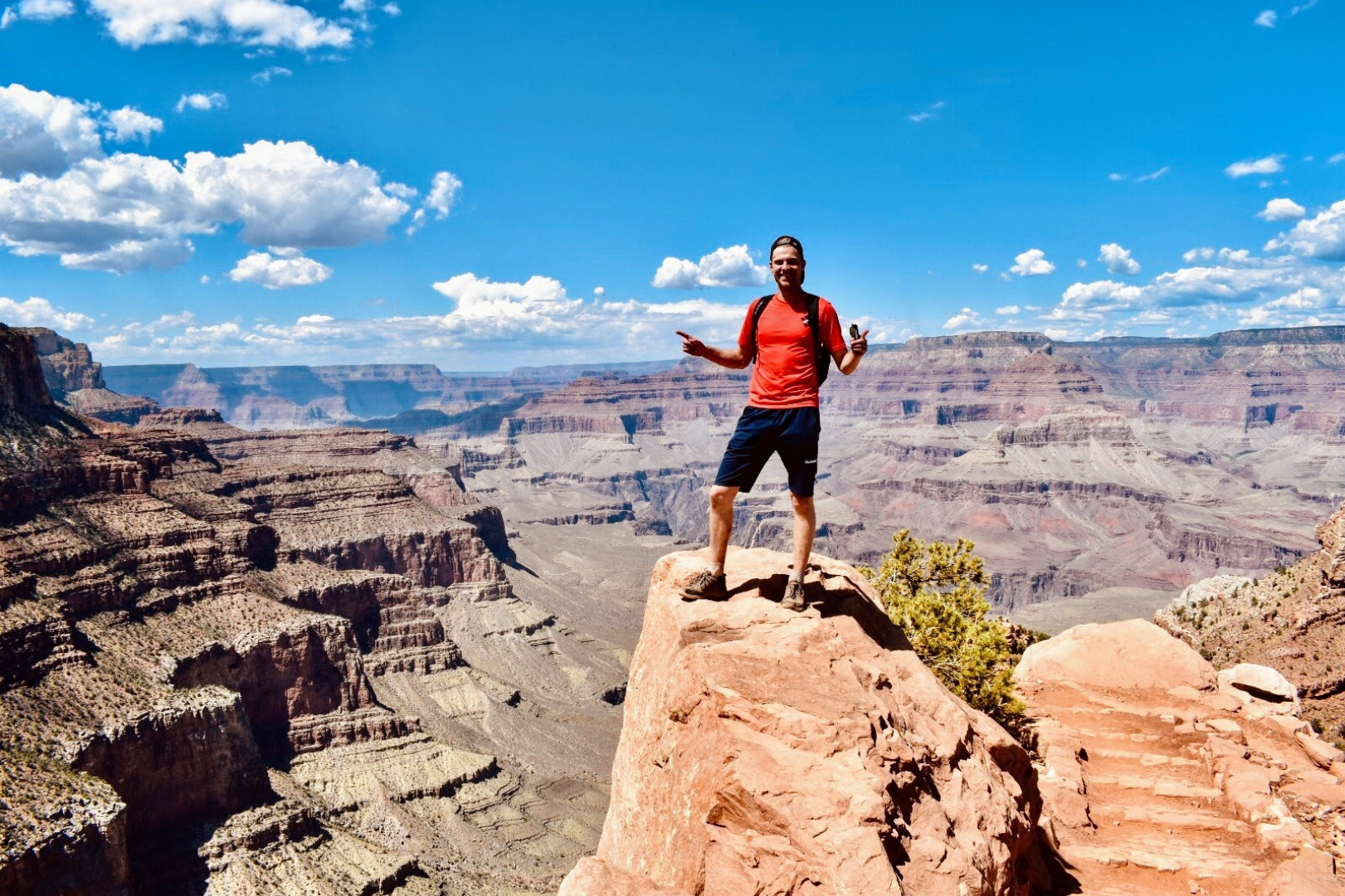 Grand Canyon in USA | Jens goes global