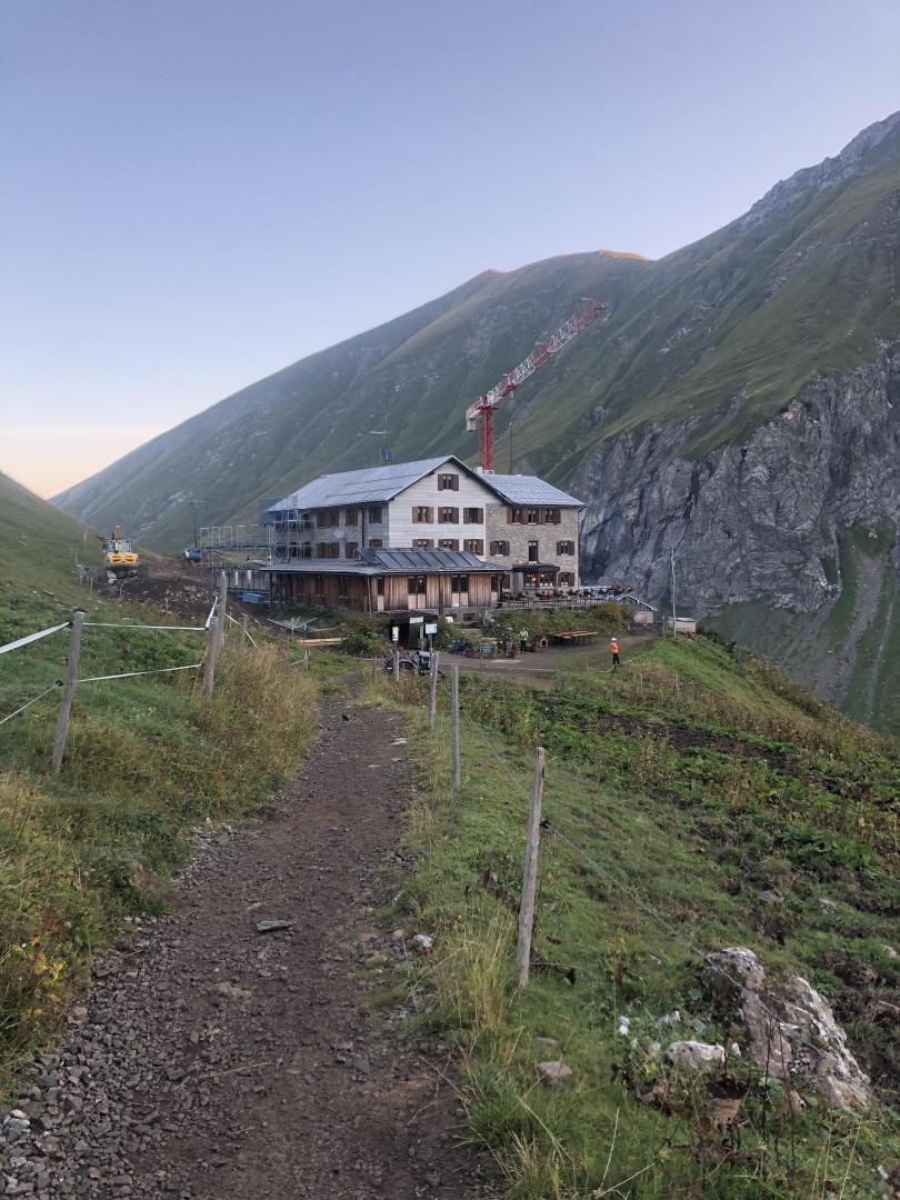 Kemptner Hütte |