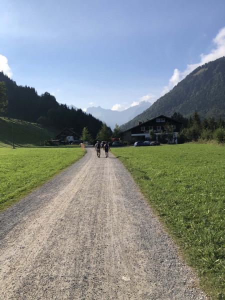 Oberstdorf - Kemptner Hütte