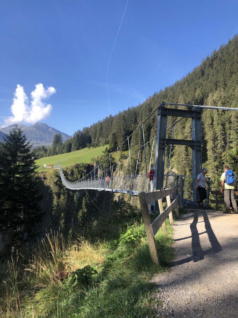 Hängebrücke Holzgau | jens.global
