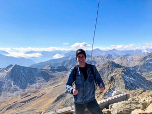 Climbing the Furgler (3004m)